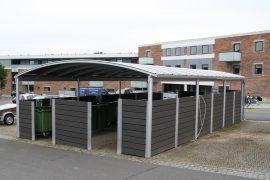 Ny miljøstation