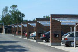 Større carportløsninger