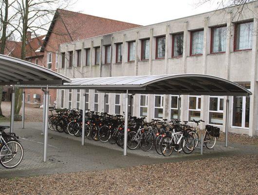 aluminium-overdaekning-til-skole-cykelskur-6880-tarm