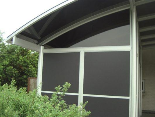 Carport Med Redskabsrum - Dobbelt carport