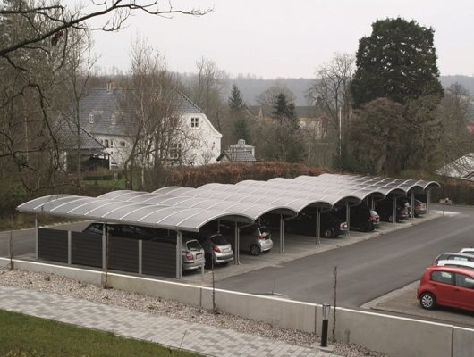 Carporte Sammenbyggede - Boligselskab
