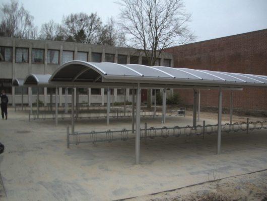 cykeloverdaekning-aaben-aluminium-til-skole-cykelskur-6880-tarm