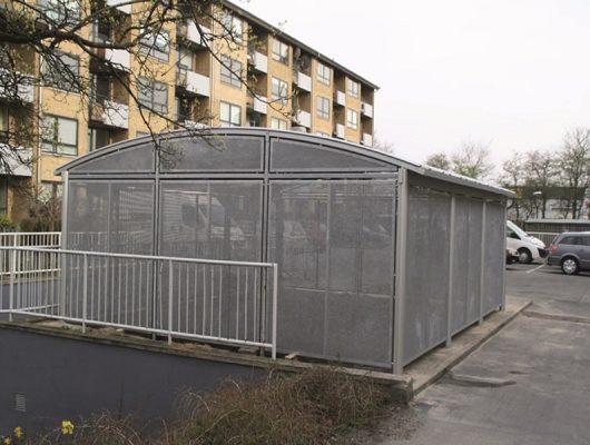 cykelskur-lukket-cykeloverdaekning-til-boligselskab-aluminium-5230-odense-m